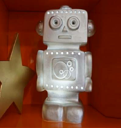 Lampe NEDGIS Robot