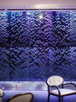 Ondeline mur de bulles