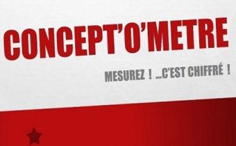 Concept'o'mètre